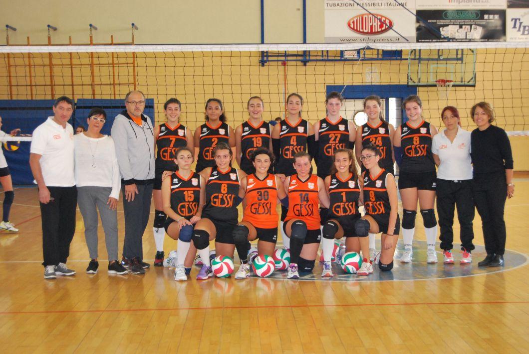 U.16 F squadra